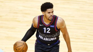Tobias Harris Lifted The Sixers To A Game 1 Win Over The Wizards
