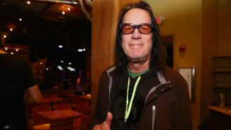 Todd Rundgren Doesn't Seem To Care He Got Into The Rock And Roll Hall Of Fame: 'I'm Happy For My Fans'