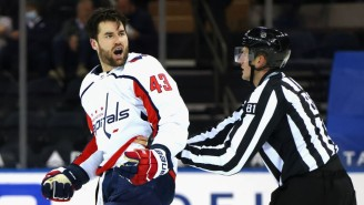 The Rangers Went Scorched Earth On The NHL For Not Suspending Tom Wilson After He Injured Artemi Panarin