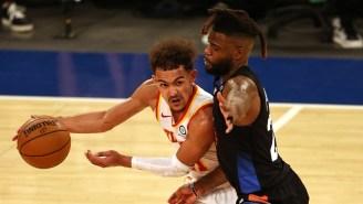 New York Knicks At Atlanta Hawks Game 3 TV Info And Betting Lines