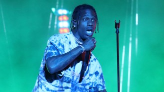 Travis Scott's Comeback Astroworld Festival Tickets Reportedly Sold Out In An Hour