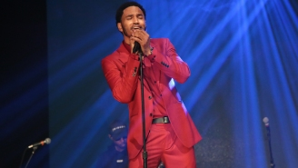 Trey Songz Is Reportedly Accused Of Hitting A Woman With His Car