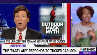 Tucker Carlson's Ceaseless 'Race Lady' Taunting Of Joy Reid Prompts Her To Fire Back Without Mercy
