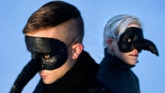Electronic Duo The Knife Celebrates Their 20th Anniversary With A 'Silent Shout' Reissue