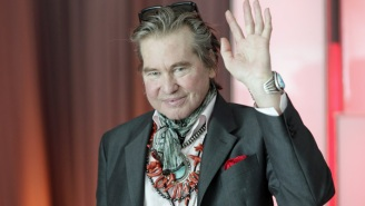 Val Kilmer Made A Documentary About Val Kilmer For A24 (And It's Been Snatched Up By Amazon)