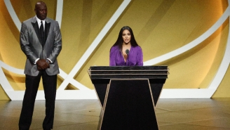 Watch Vanessa Bryant's Entire Speech Inducting Kobe Bryant Into The Hall Of Fame