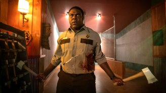 Sam Richardson Is On The Hunt For A Killer Werewolf In The 'Werewolves Within' Trailer