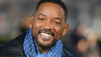 Will Smith Is Being Praised For Sharing A Photo Where He's In The 'Worst Shape Of My Life'