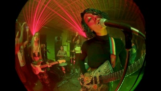 Willow And Travis Barker Rock An Underground Show In Their 'Transparent Soul' Video