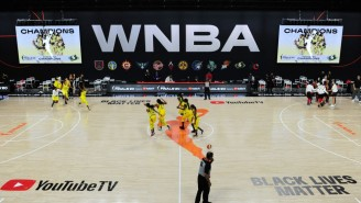 The New WNBA Documentary '144' Takes You Inside The Tension And Triumph Of The Bubble