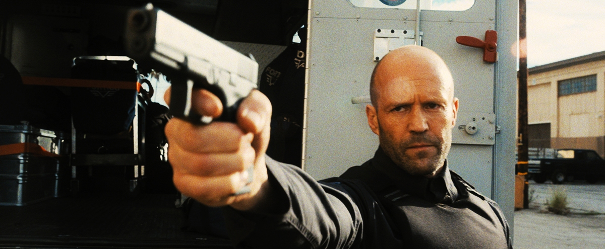 'Wrath Of Man' Reteams Jason Statham And Guy Ritchie In A Compellingly Weird Clash Of Styles