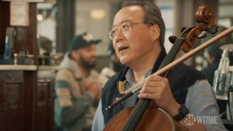Desus And Mero Got Legendary Cellist Yo-Yo Ma To Cover DMX, Britney Spears, And 'The Thong Song'
