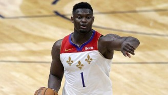 Report: Members Of Zion Williamson's Family No Longer Want Him To Play For The Pelicans