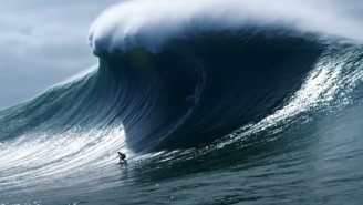 '100 Foot Wave' Will Detail One Man's Dream To Make Terrifying Surfing History On HBO
