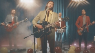 Lord Huron Channel A Delusional Lover For A Late Night Performance Of 'Mine Forever'