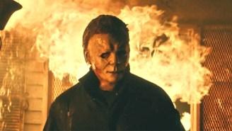 Michael Myers Lives (Damn Those Meddling Firefighters) In The 'Halloween Kills' Trailer
