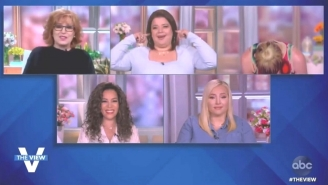 Joy Behar Told An 'Inappropriate' Joke About The First Openly Gay NFL Player, Carl Nassib, And Swiftly Backpeddled