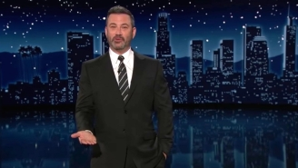 Jimmy Kimmel Is Flabbergasted Over Reports That Trump Wanted The DOJ To Stop Him From Making Trump Jokes