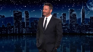 Jimmy Kimmel Roasted 'Top Karen In Congress' Marjorie Taylor Greene For Her Latest Bonkers Publicity Stunt — The 'Fire Fauci Act'