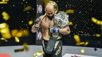 Arjan Bhullar Is Picking A Fight With The Best In Pro Wrestling And MMA