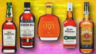 The Best Bottled-In-Bond Bourbons Under $100