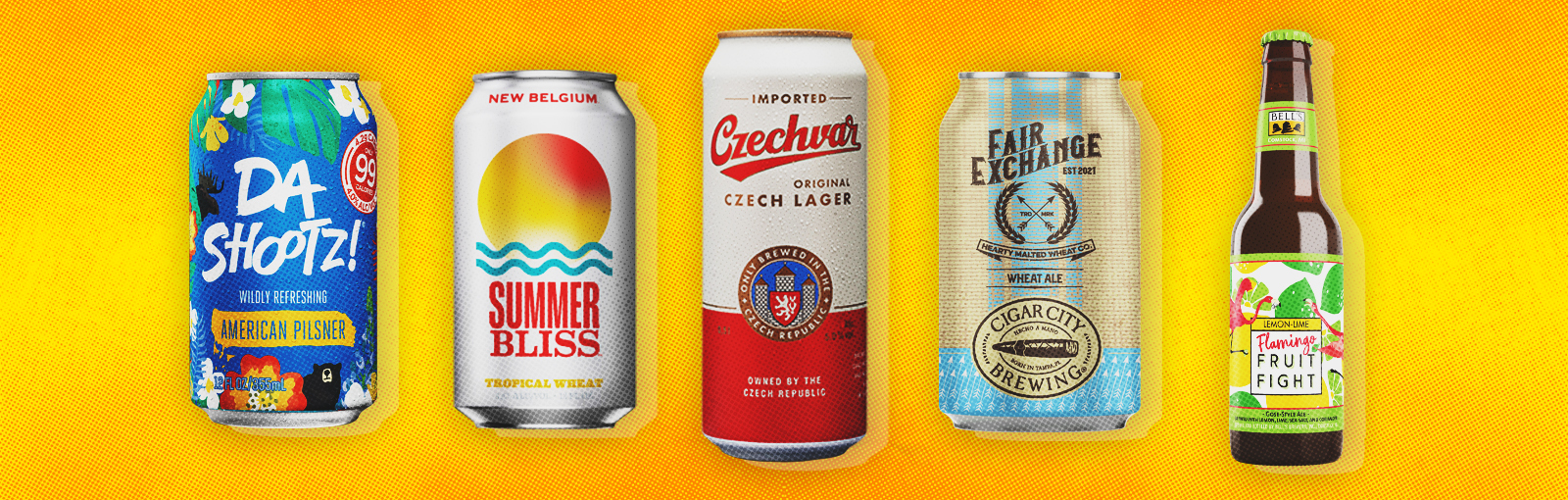 Kick Off July By Chasing Down These Summertime Craft Beer Releases