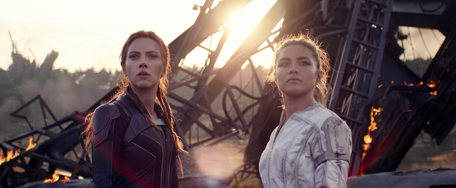 Black Widow' Is A Back To Basics MCU Movie, But Feels Like It's ...