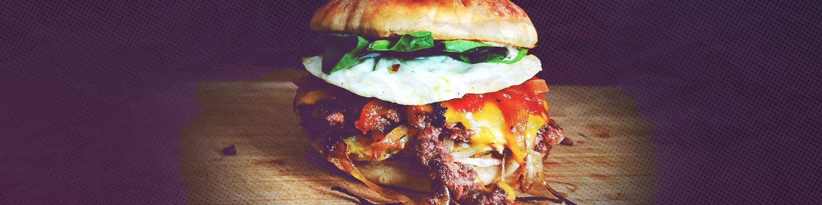 Our Breakfast Burger Recipe Is For Unapologetic Hedonists Only