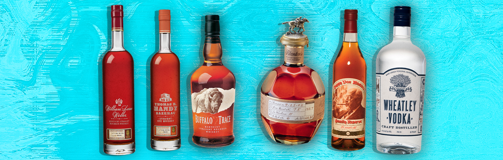 All 19 Brands From The Buffalo Trace Distillery, Ranked