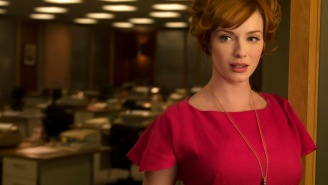 'Mad Men' Star Christina Hendricks Says 'Everyone Just Wanted To Ask Me About My Bra' Despite Being One Of The Show's Most Powerful Characters