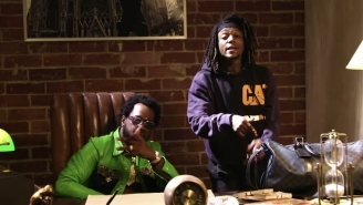 Conway The Machine's 'Scatter Brain' Video With JID And Ludacris Gets Down To Business