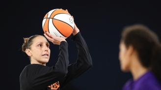 Diana Taurasi Could Return From Her Sternum Injury On Sunday
