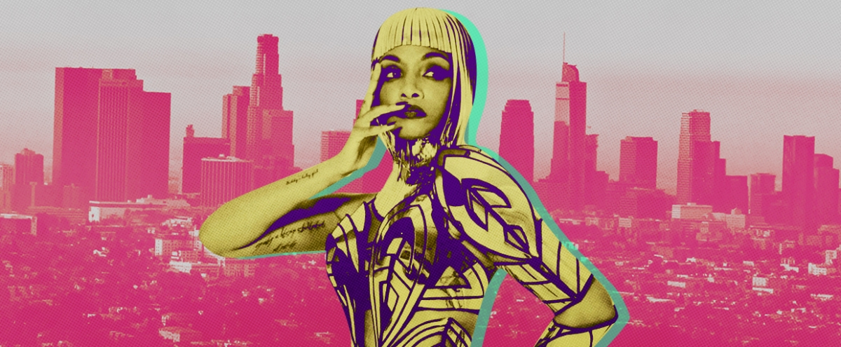 Electronic Artist Dawn Richard Gives Us A Guide To Her Favorite Black-Owned LA Art Spaces