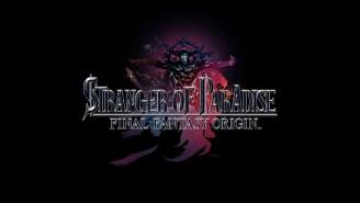 Nobody Can Play The New 'Stranger Of Paradise Final Fantasy Origin' Demo