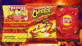 Flamin' Hot Chips, Ranked On Heat And Flavor