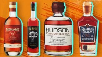 The Best Four-Grain Bourbon Whiskeys In The $40-$80 Range
