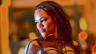Teyana Taylor Is The First Black Woman To Be Named 'Sexiest Woman Alive' By 'Maxim'