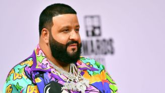DJ Khaled Brought Out Megan Thee Stallion, Lil Baby, And More For His 2021 BET Awards Performance