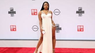 Megan Thee Stallion Is On Her 'Thot Sh*t' At Her 2021 BET Awards Performance