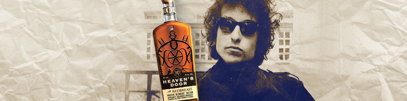 Bob Dylan's New Heaven's Door Redbreast Master Blenders' Edition Is Our Favorite Whiskey Of 2021 (So Far)