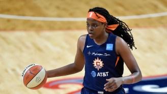 Jonquel Jones Will Return For Sun-Mystics On Tuesday After Dominating EuroBasket