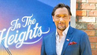 Talking To Jimmy Smits Will Make You Feel Better About Everything, Really
