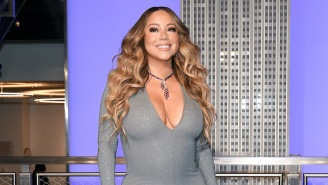Mariah Carey Leaves Roc Nation After Shutting Down Rumors Of A Split With Jay-Z