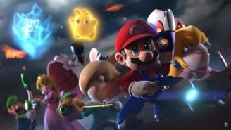 A 'Mario + Rabbids' Sequel Was Announced During Ubisoft Forward 2021