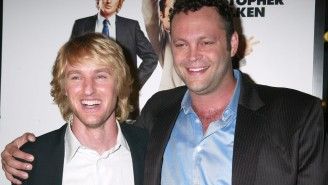 Owen Wilson Apparently Would Love To Make A 'Wedding Crashers' Sequel — Age Be Damned