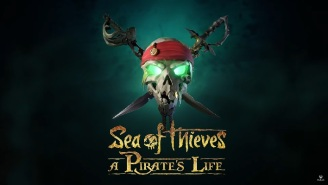 'Sea Of Thieves' Is Getting A 'Pirates Of The Caribbean' Expansion