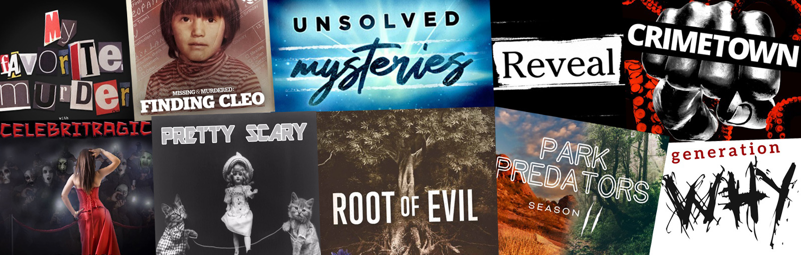 The Best True Crime Podcasts To Listen To Right Now
