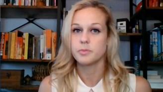 Florida's COVID Whistleblower Rebekah Jones Announced A Plan To Run Against Matt Gaetz, Then Said She Was Just Making A Point