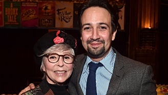 Rita Moreno Came To Lin-Manuel Miranda's Defense Over 'In The Heights' Colorism Criticism On Colbert's Show