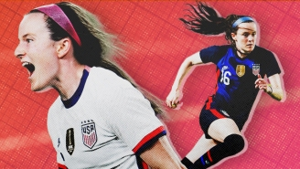 Rose Lavelle Discusses The USWNT And Giving Back To The Next Generation Of Girls In Soccer